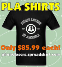 Buy PLA shirts dammit
