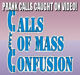 Prank phone calls filmed with hidden cameras!